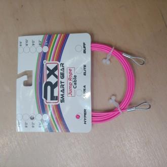 Rx Jump Rope - růžové lanko Hyper 1.3