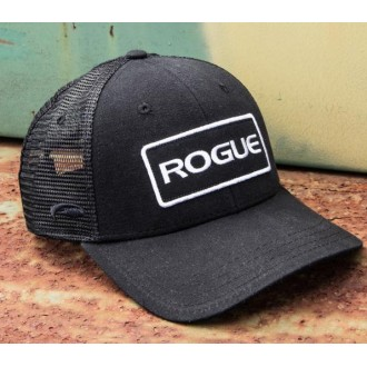Kšiltovka Rogue Fitness Patch Trucker - bílo červená