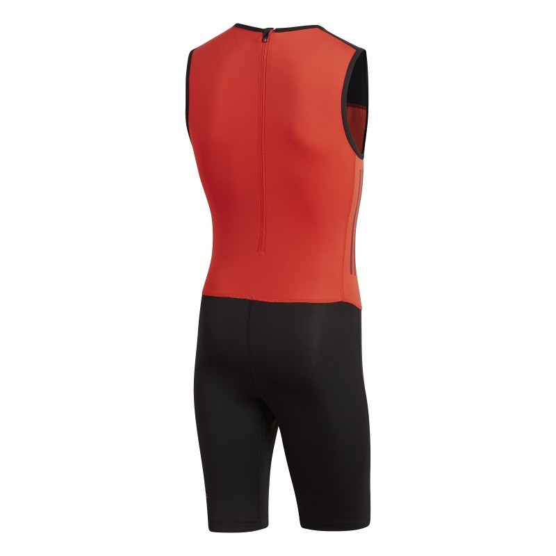 Pánský trikot Crazy Power suit men red / black