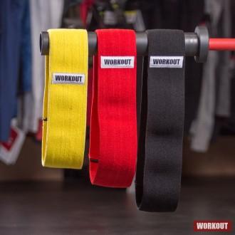 Výhodný set tří textilních odporových gum