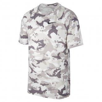 Pánské tričko DRY LEG TEE CAMO AOP 923524-100