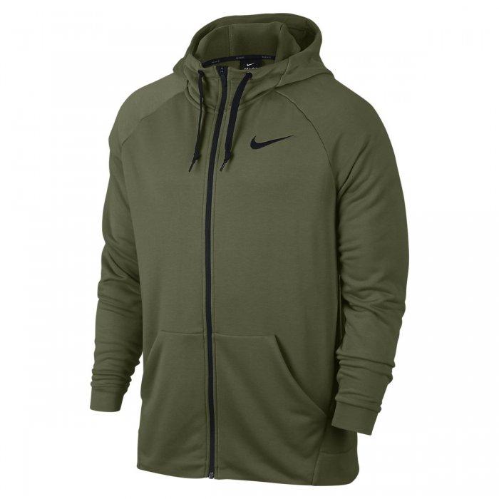 Pánská sportovní mikina Nike DRY  FULL ZIP FLEECE 860465-395