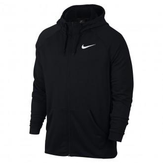 Pánská sportovní mikina Nike DRY  FULL ZIP FLEECE 860465-010