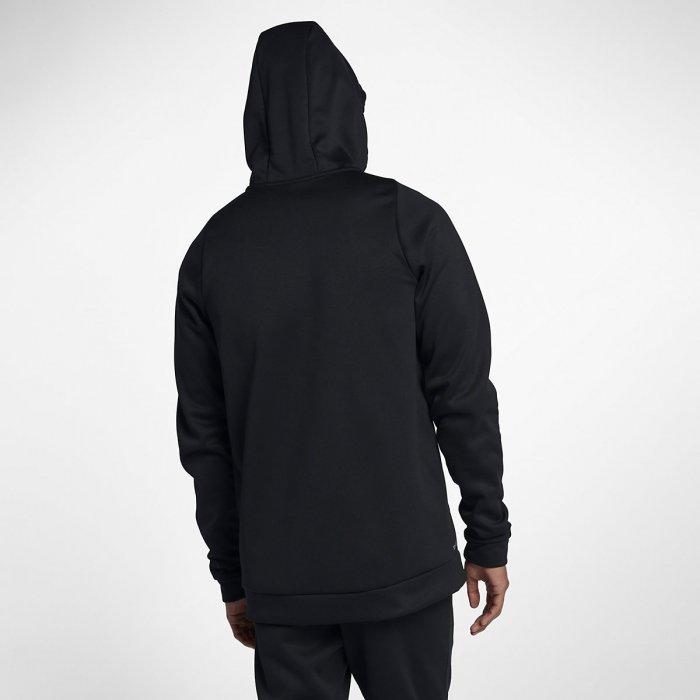 Pánská tréninková mikina Nike Therma Mens Training Hoodie black