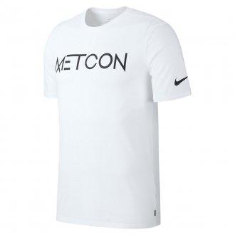 Pánské tričko Nike Metcon - bílé