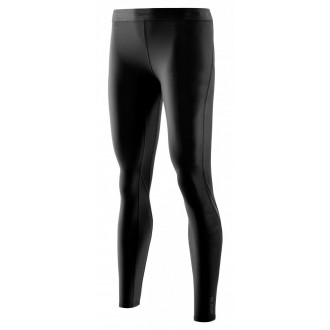 Dámské kompresní legíny Skins DNAmic Womens Long Tights Black/Black