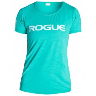 Dámské tričko Rogue Basic - aqua