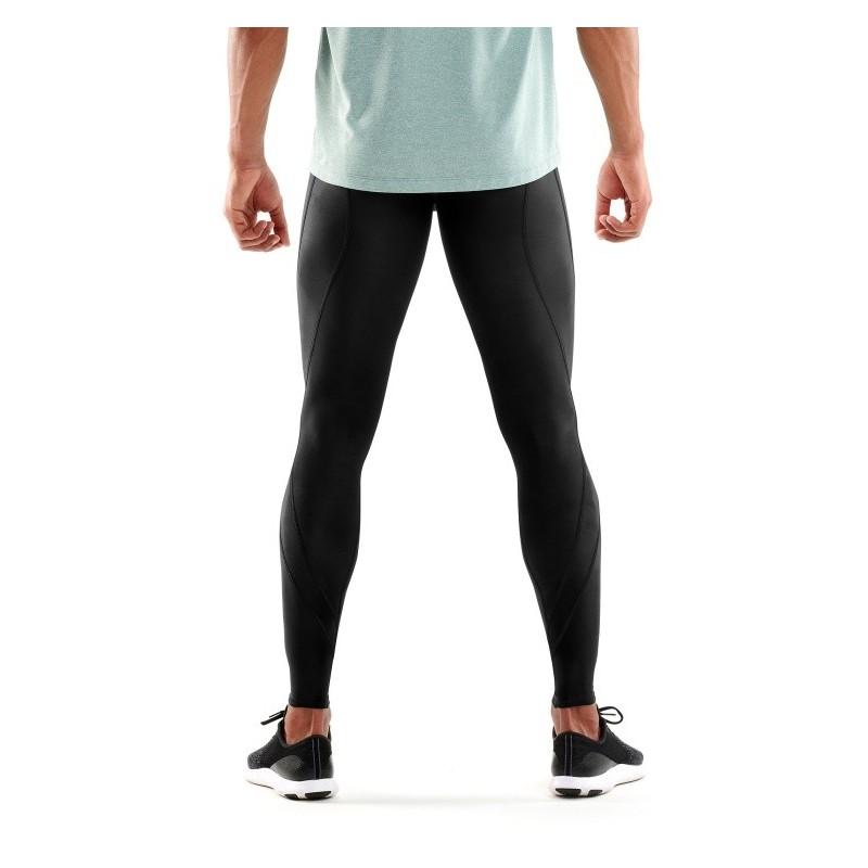 Pánské kompresní kalhoty Skins DNAmic Tights - Black/Black