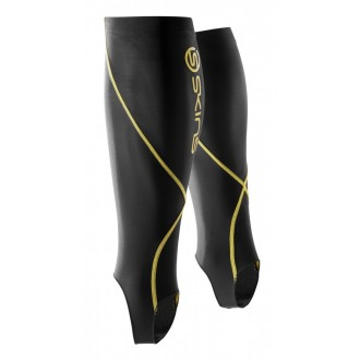 1a78cd0c8bb Kompresní návleky Skins Essential Calftights w Stirrup mx