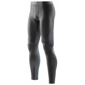 Pánské kompresní recovery kalhoty Skins Bio RY400 Graphite/Blue