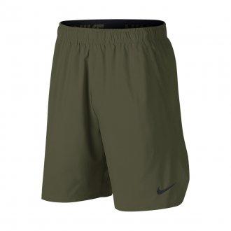 Pánské šortky Nike WOVEN 2.0 - olivová