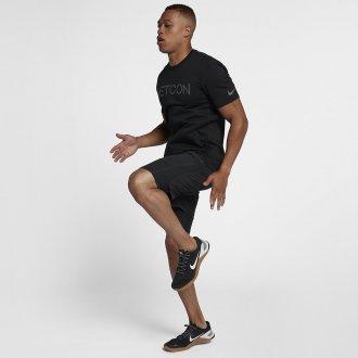 Pánské tričko Nike Metcon - černé