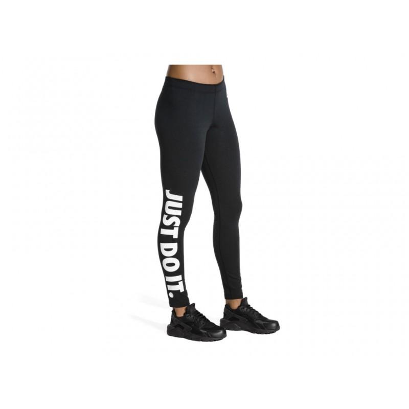 Dámské tréninkové legíny Nike NSW LGGNG LEGASEE JDI černé ... e109ebdb4c