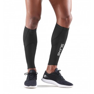 Kompresní lýtkové návleky Skins Essentials MX Compression Calf Tights