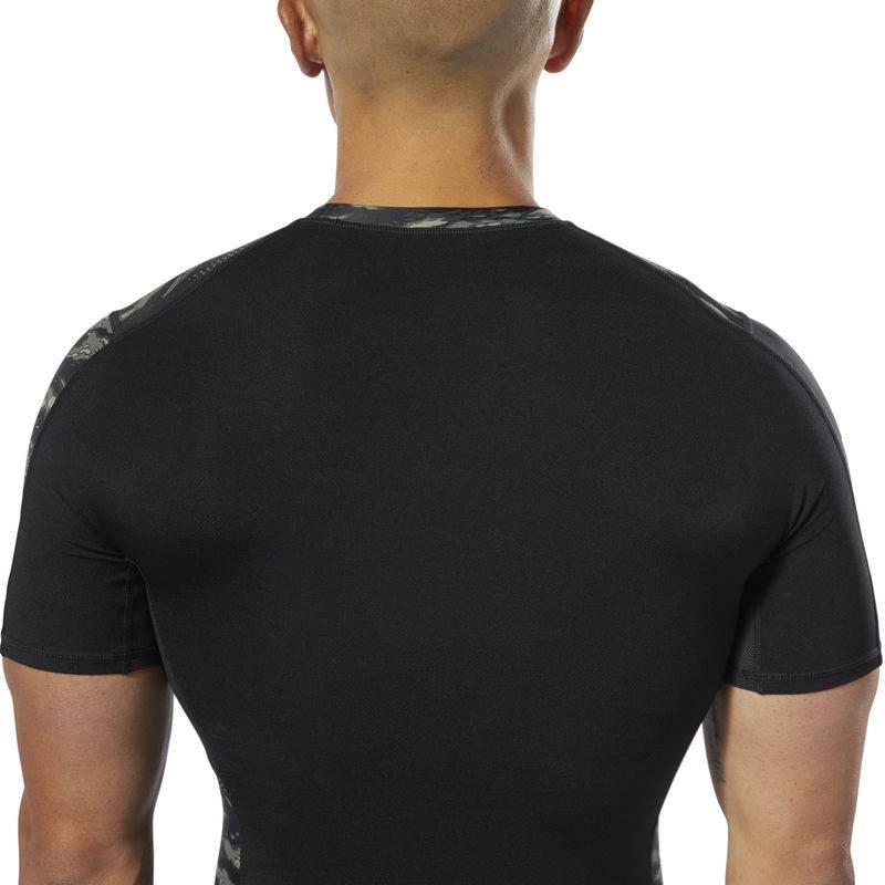 Pánské kompresní tričko Rc SS - DP4568