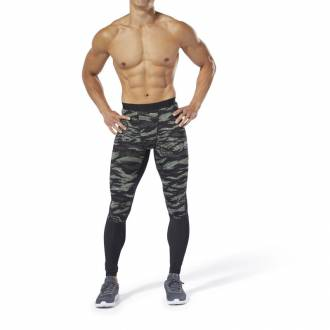 Pánské kompresní legíny Reebok CrossFit Tight - DP4569