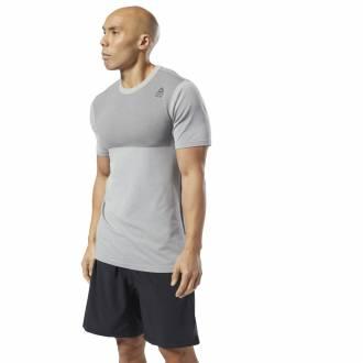 Pánské tričko Reebok CrossFit MyoKnit Tee - DP4571