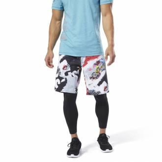 Pánské šortky Reebok CrossFit EPIC Cordlock Short - DP4580