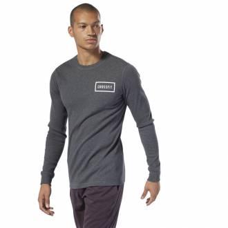 Pánské tričko Reebok CrossFit LS Thermal Top - DP4581