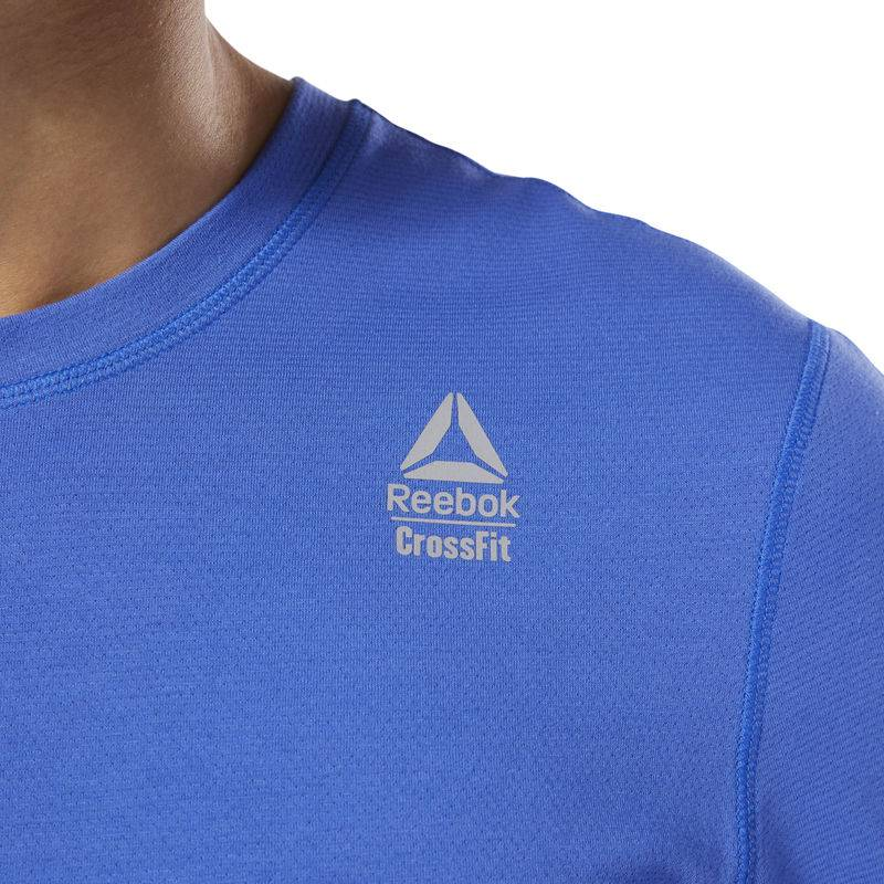 Pánské tričko Reebok CrossFit Mesh Move Tee - DP4585