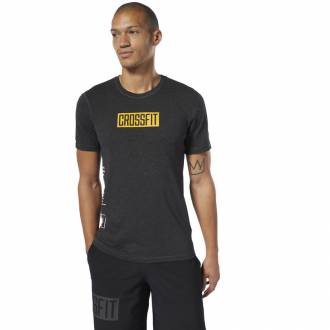 Reebok crossfit logo Pánské tričko Reebok CrossFit Move Tee ... af825d9771