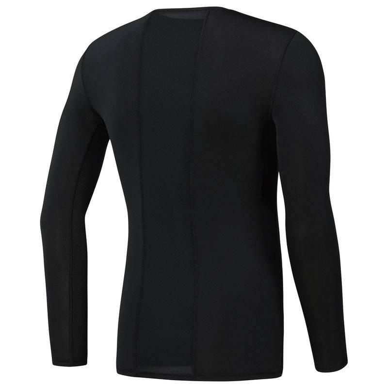 Pánské kompresní tričko WOR R LO SLEEVE SOLID - DP6170