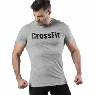 Pánské tričko Reebok CrossFit FEF TEE- SPEEDWICK - DP6220
