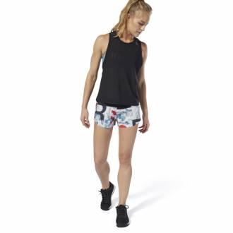 Dámské šortky Reebok CrossFit KNW Short AOP - DQ0037