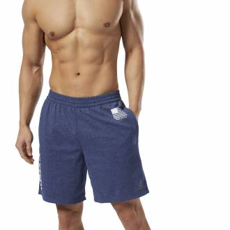 Pánské šortky Reebok CrossFit USA Short - DT9453