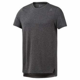 Pánské tričko WOR MELANGE TECH TOP- REG - DU2180