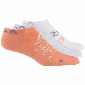 Ponožky FOUND W 3P INVISBLE SOCK - DU2816