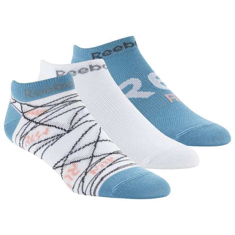 Ponožky RUN CLUB WOMENS 3P SOCK - DU2829