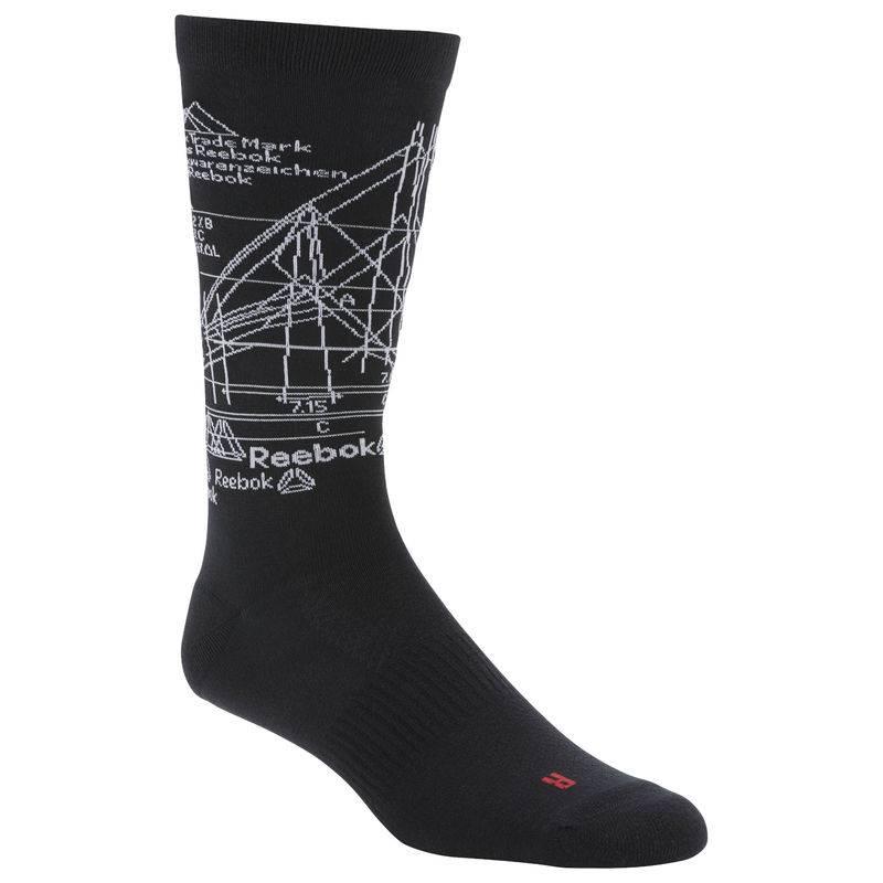 Ponožky ACT ENH ENG CREW SO - DU3029