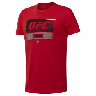 Pánské tričko UFC FG FIGHT WEEK TEE - DU4573