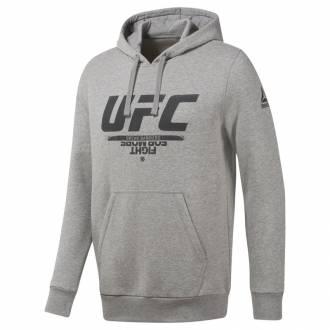 Pánská mikina UFC FG PULLOVER HOODIE - DU4577