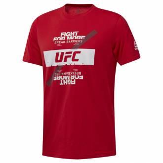 Pánské tričko UFC FG FIGHT FOR YOURS T - DU4581