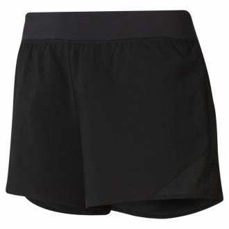 Dámské šortky WOR KNIT WOVEN SHORT - DU4736