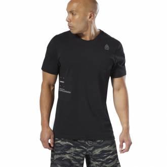Pánské tričko Reebok CrossFit Mesh Move Tee - DU5058