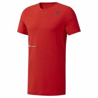 Pánské tričko Reebok CrossFit Mesh Move Tee - DU5059