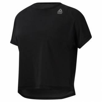 Dámské tričko Reebok CrossFit Jacquard Tee - DU5084