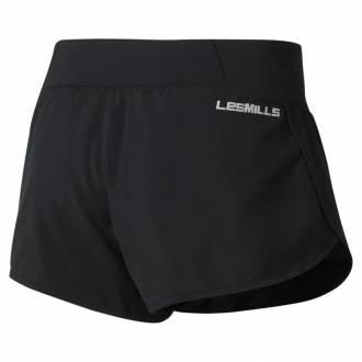 Dámské šortky  Les Mills 2IN WOVEN SHORT - DV2680