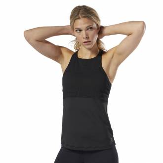 Dámský top Les Mills Body Combat LONG BRA - DV2688