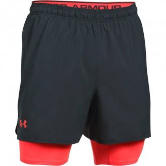 Pánské tréninkové šortky 2-IN-1