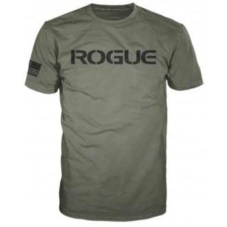 Pánské tričko Rogue - zelené