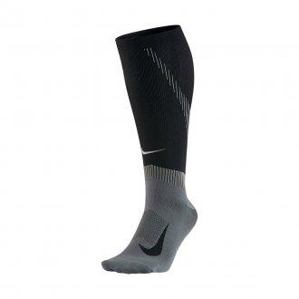 Kompresní podkolenky Nike Elite Lightweight šedé