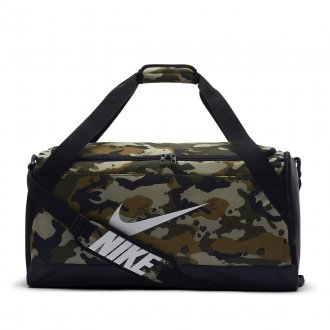 Taška Nike Brasilia 6 (Medium) Training Duffel Bag - camo 590cf88c03