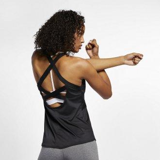 Dámský top Nike Dry fit - černé