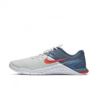 Dámská bota Nike Metcon 4 XD - šedivo modrá