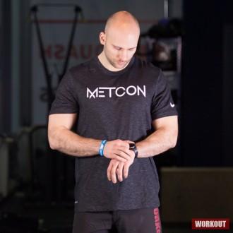 44bbea851bb Pánské tričko Nike Metcon - černé