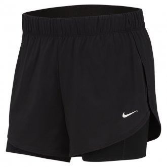 Dámské šortky Nike Flx 2-in-1 - černé